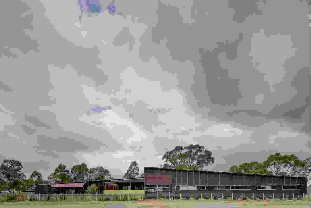 NSW Aboriginal Child and Family Centre Gunnedah by NSW Government Architect's Office.