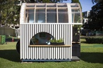 Grown-up cubbies: Mini-house design challenge for charity