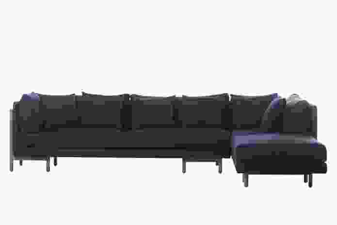 Frame sofa by Neri&Hu.