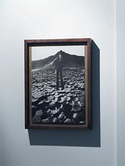 Untitled, by David Noonan.Image: Peter Bennetts