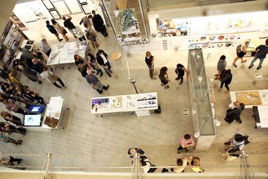 The Melbourne School of Design's 2015 MSDx exhibition.