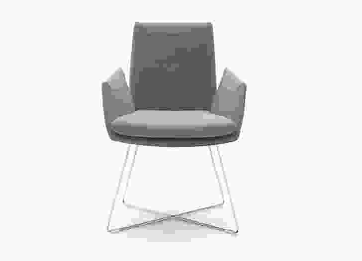 Cordia upholstered chairs from COR.