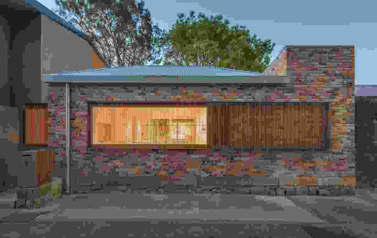 Bolt Hole (NSW) by Panov Scott Architects.