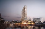 Private hotel proposed for Adelaide's government-owned riverbank land
