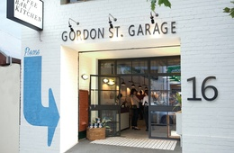 Gordon Street Garage