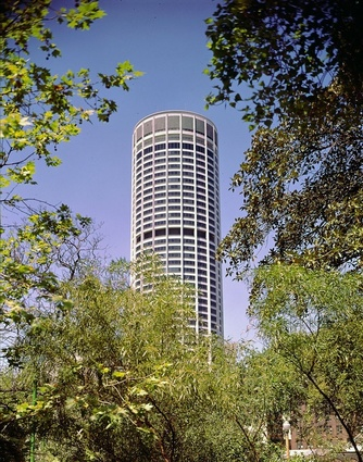 Australia Square Tower by Harry Seidler.