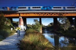 Clifton Hill Railway Project