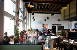 2012 Eat-Drink-Design Awards High Commendations – Best Retail Design