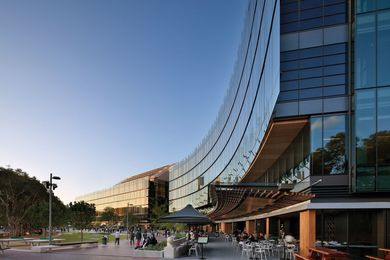 Darling Quarter by FJMT, winner – Office category.