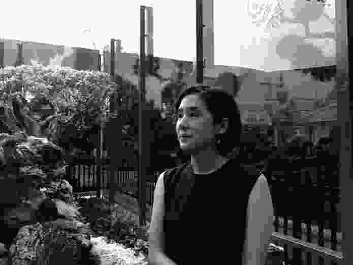 Sanitas Pradittasnee, founder of Bangkok-based art and landscape architecture practice Sanitas Studio.
