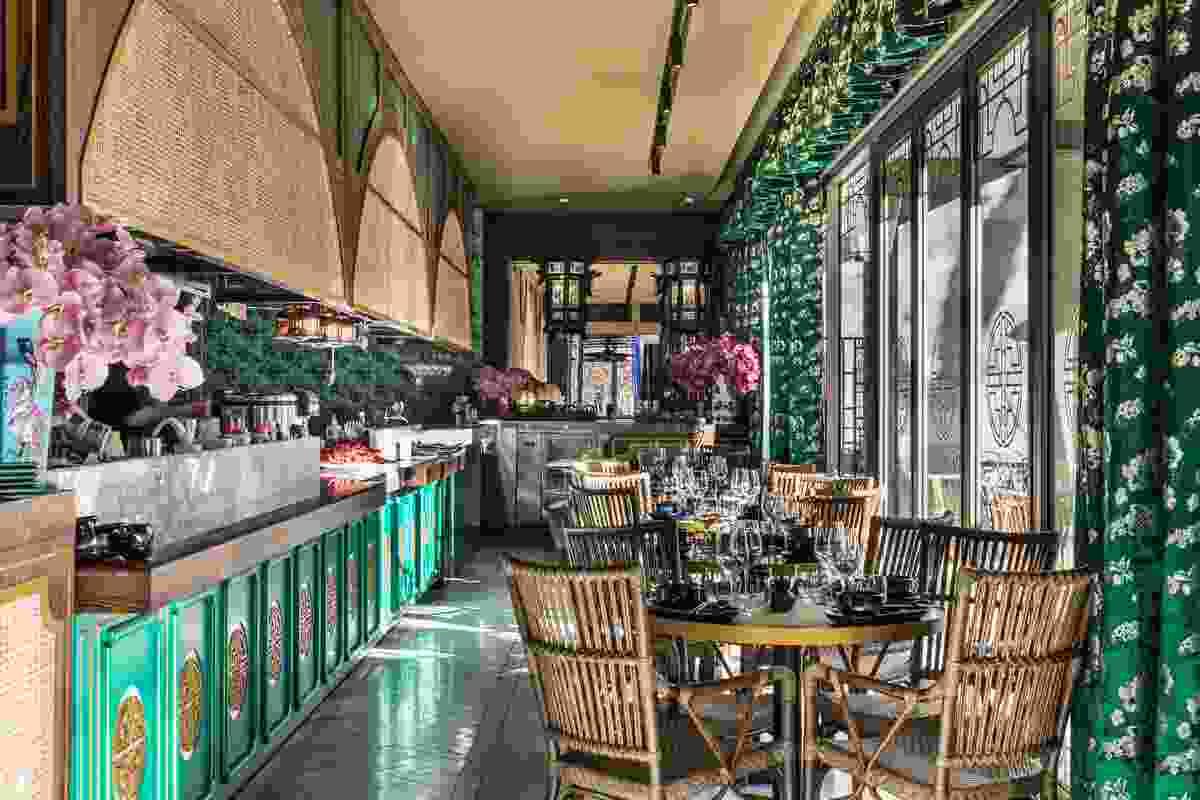 Madame Shanghai by Melissa Collison Design.