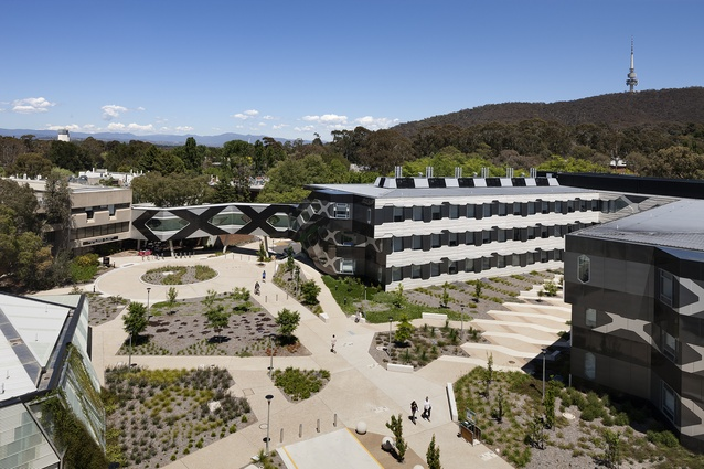 College of Sciences by Lyons.