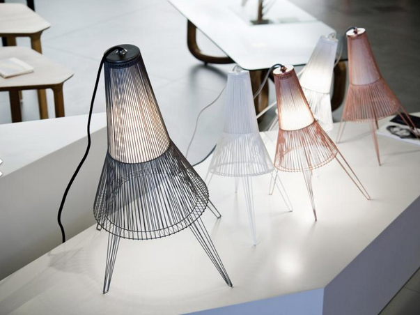 A Cote table lamp from Schema.