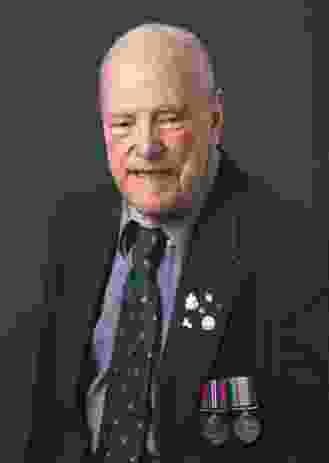 William (Bill) Le Lievre.