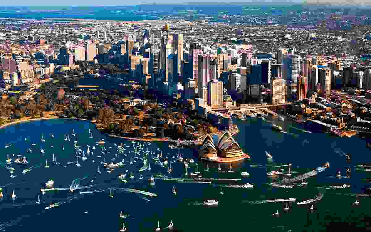 Buildings in the City of Sydney will be mapped by UNSW's new Geospatial Information Centre.
