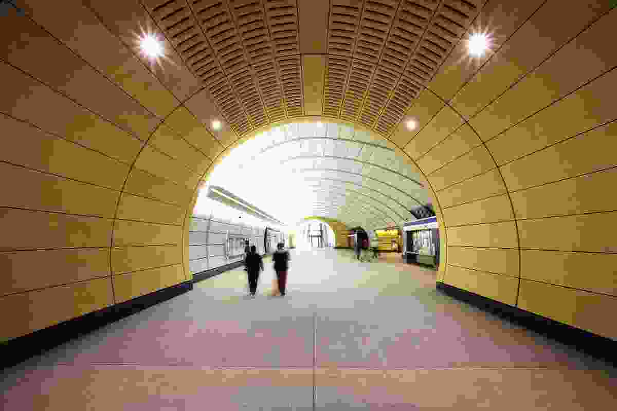Epping to Chatswood Rail Link, Intermediate Stations