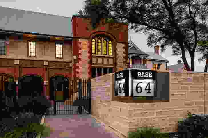 Base 64 by Williams Burton Leopardi.