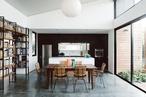 The light choice: Northrop House