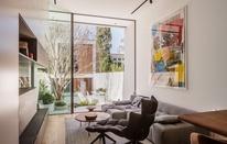 Urban 'TARDIS': Two Wall House