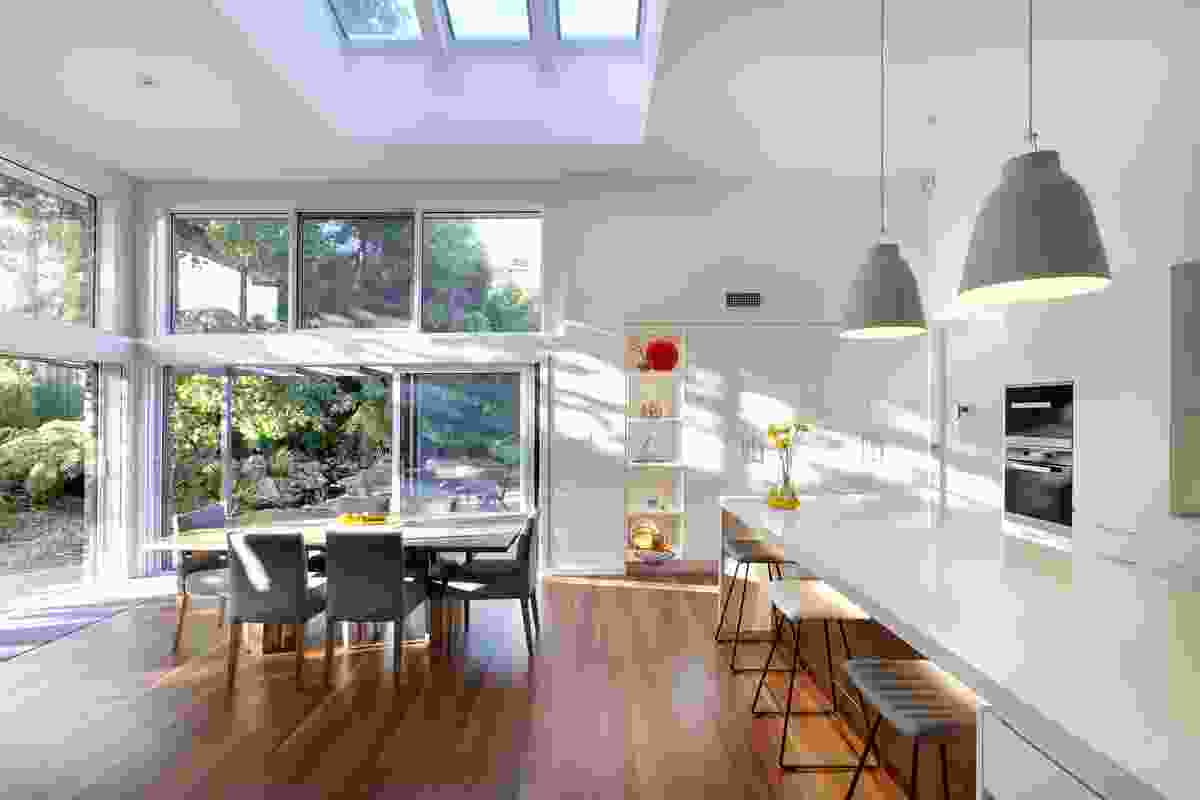 Kaleen Conversion by Allan Spira Architect.