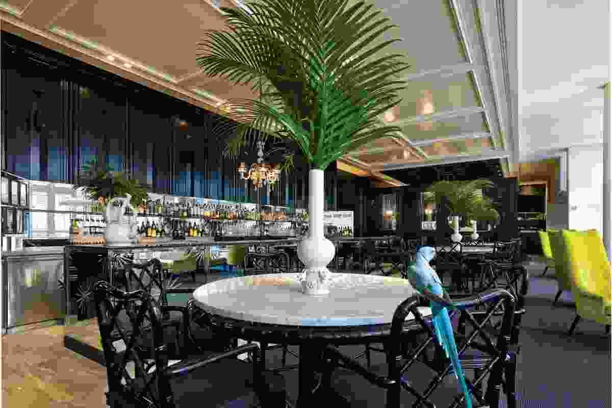 2009 Hospitality Design Award: Ivy by Hecker Phelan & Guthrie.
