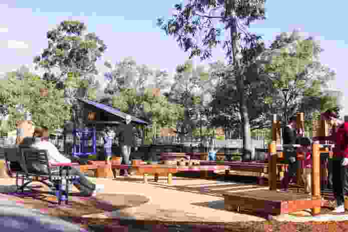 Yokine Regional Open Space – Inclusive Playground by AECOM.