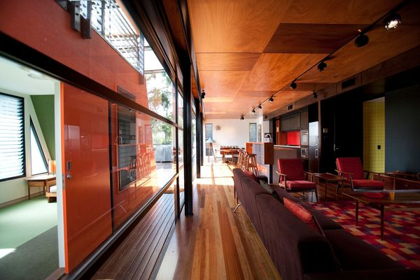 Not For Sale: architects@home: Grandstand House by Push.