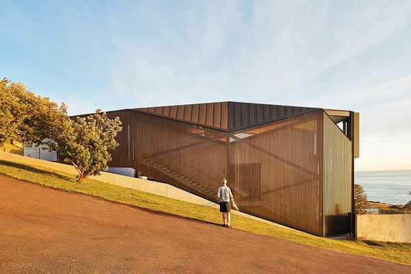 Coogee House by Chenchow Little.
