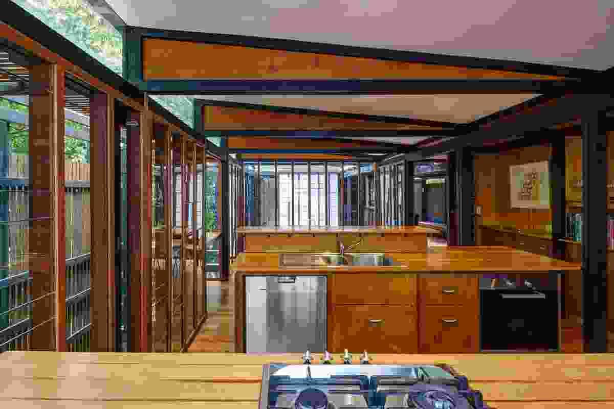 Rosebery House by Andresen O'Gorman (1997).