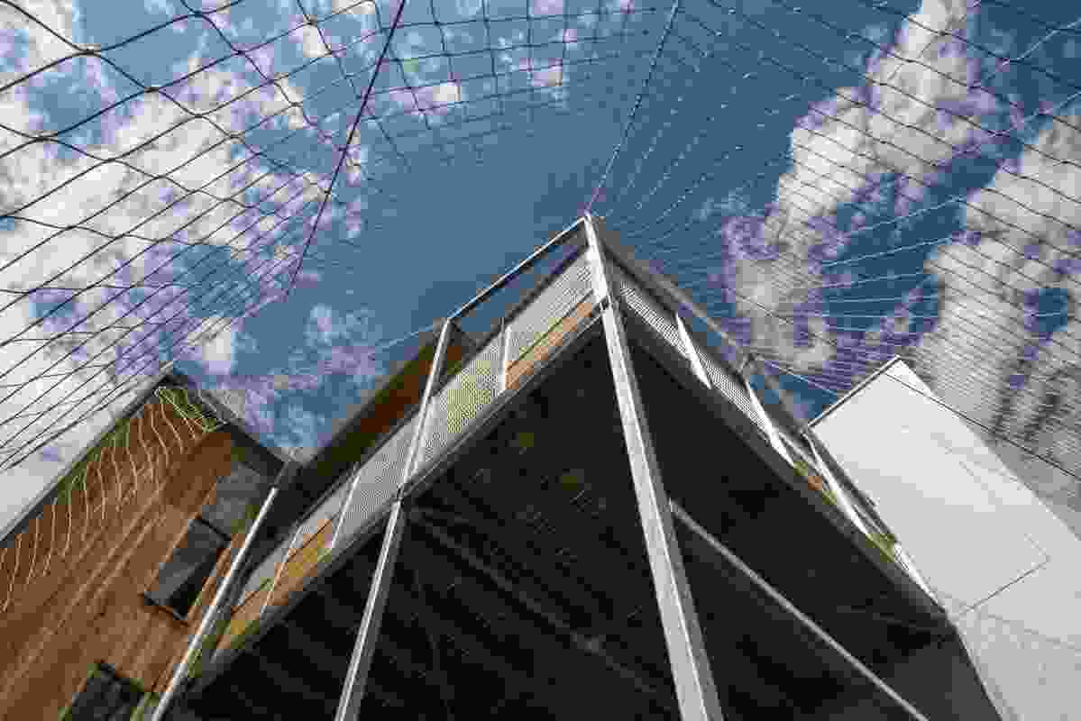 Dreamcatcher by Fiona Winzar Architects.