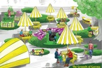"Public to vote on transportable ""micro park"" ideas in central Canberra"