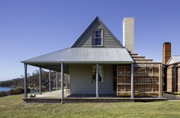 2017 National Architecture Awards: Eleanor Cullis-Hill Award for Residential Architecture – Houses (Alterations and Additions)
