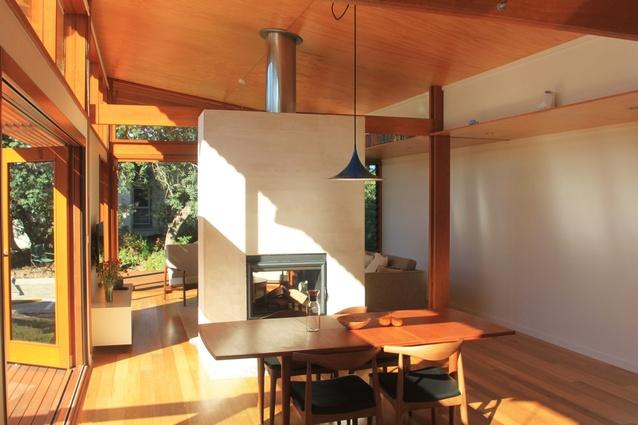 Knobel House by Anthony Knobel Architect.