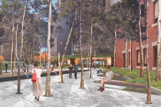 2014 landscape architecture australia student prize