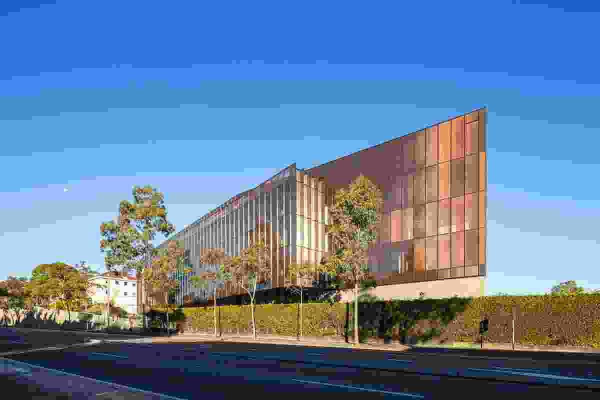 Faculty of Arts and Social Sciences, University of Sydney by Architectus.