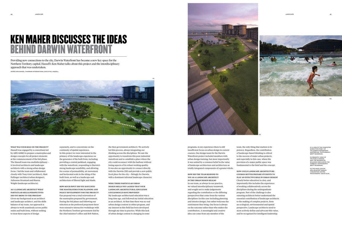 LAA 137 preview | ArchitectureAU
