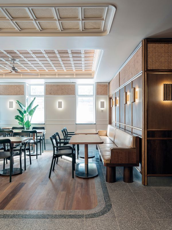 2020 Australian Interior Design Awards: Hospitality Design  ArchitectureAU