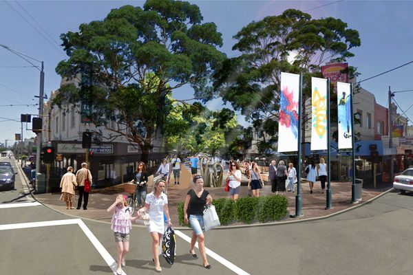 'Pedestrian heart' proposed for Melbourne's Camberwell Junction