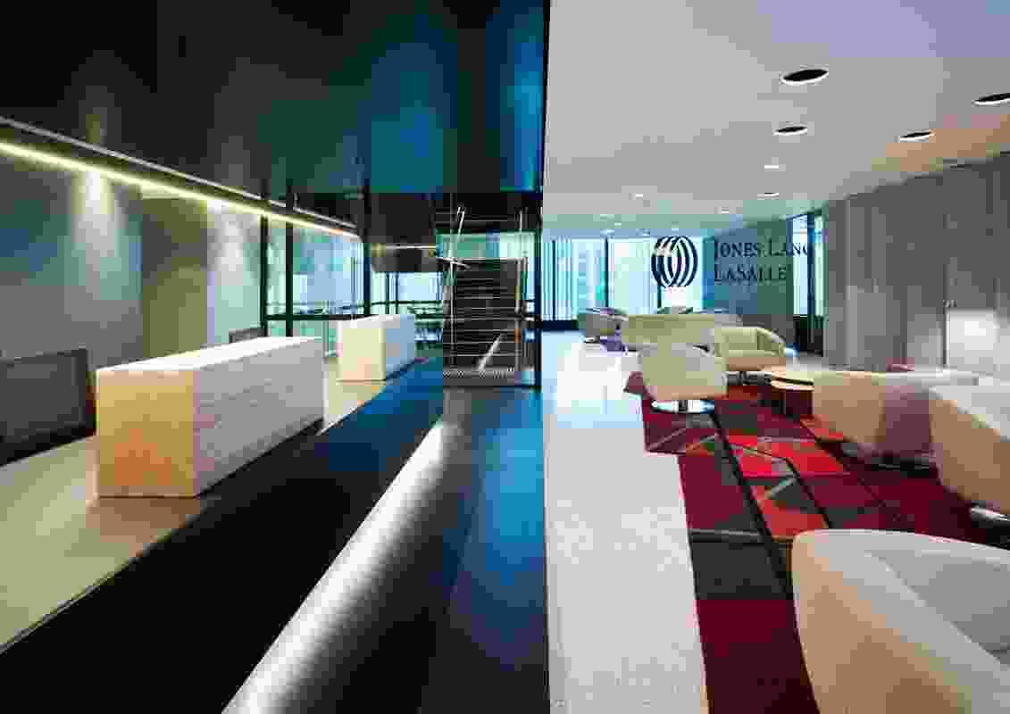 Jones Lang LaSalle, Sydney – futurespace.