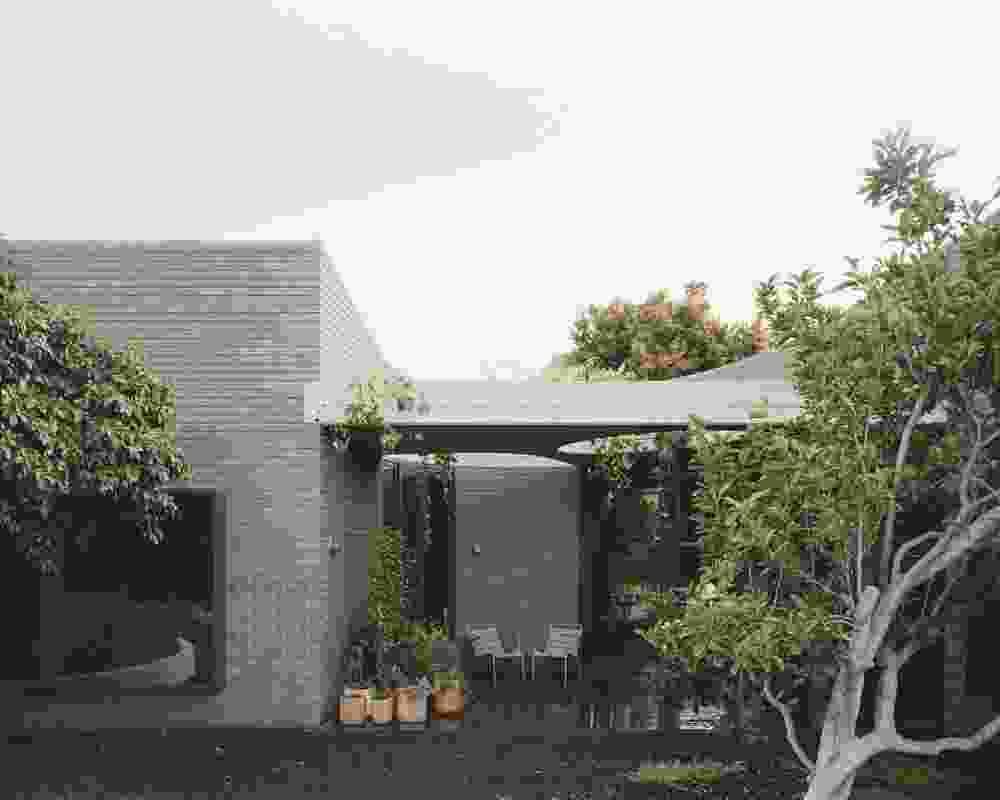 Clinker Brick House by Studio Bright.