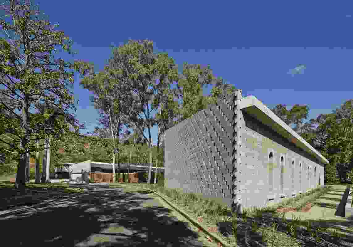 Act for Kids Child and Family Centre of Excellence by m3architecture.