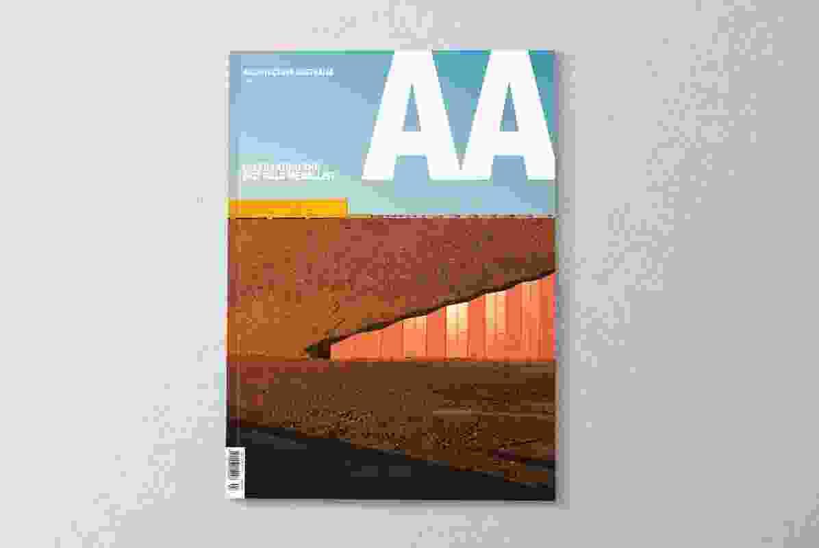 Architecture Australia May/June 2017.