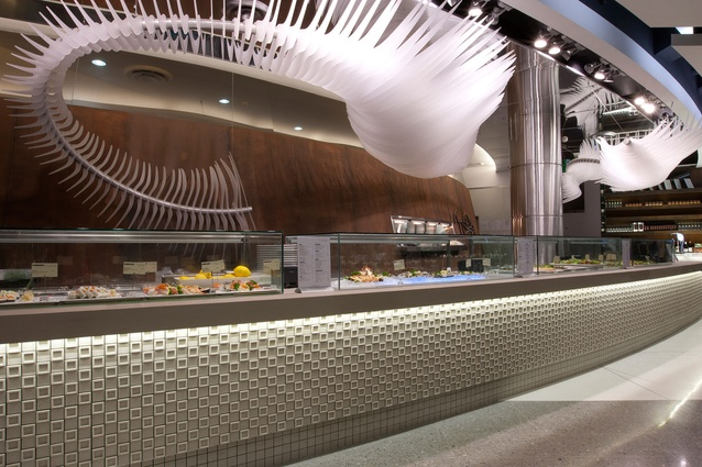 Flying Fish + Chips – The Star by Bongiorno Hawkins + Associates.