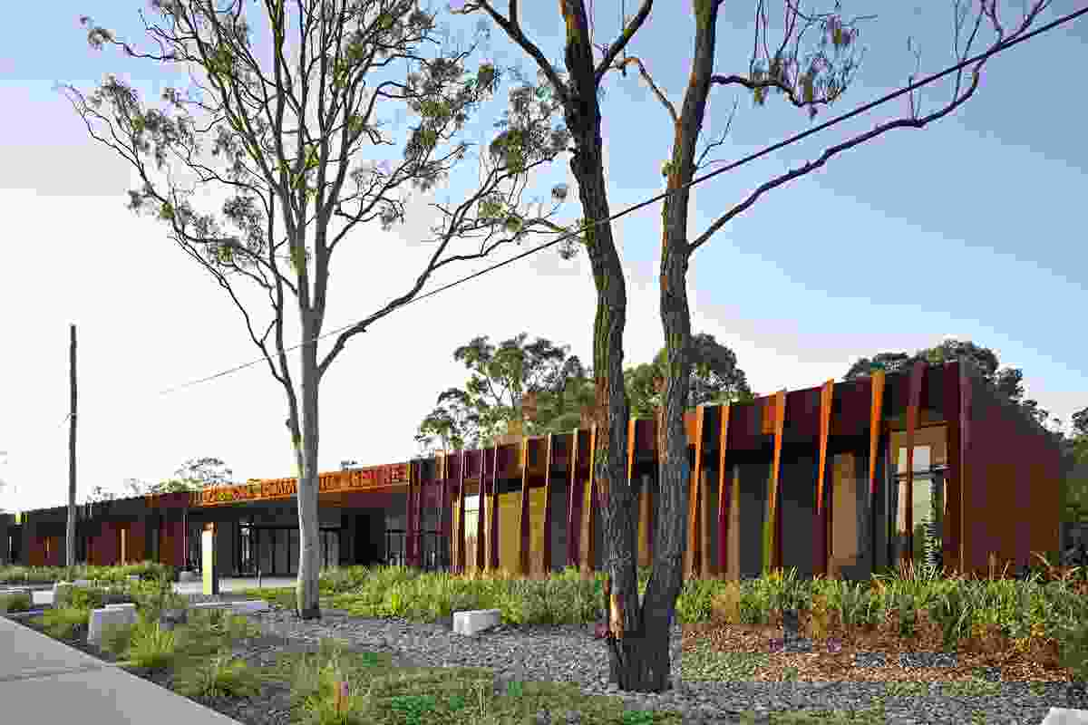 Fitzgibbon Community Centre by Richard Kirk Architect.