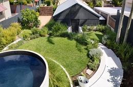 A new rural: Garland Garden