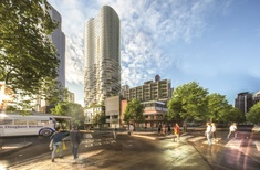 Vic gov't approves 38-storey tower for Queen Vic Market site