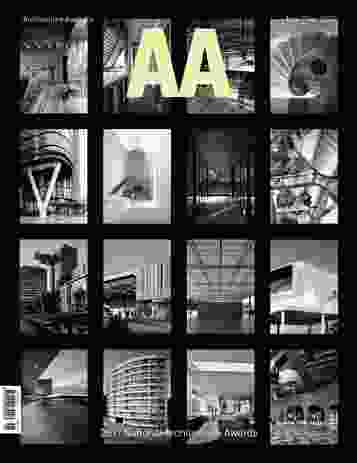 Architecture Australia November/December 2017.