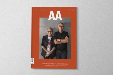 Architecture Australia July/August 2019.