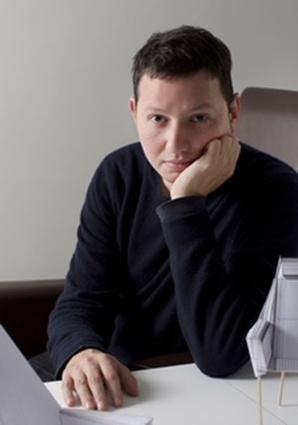 Ramy Fischler, the Designer of the Year of Maison&Objet's September 2018 edition.