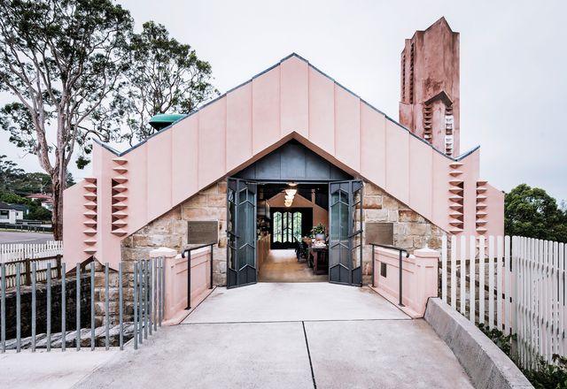 由Walter Burley Griffin和Eric Nicholls设计的Willoughby焚烧炉有很多生命,但现在生活在咖啡馆和艺术空间上。